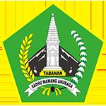 Logo Kabupaten Tabanan | KONI Bali