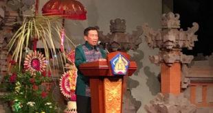 Gubernur Bali Mengundang Ketua Koni Seluruh Indonesia Untuk Makan Malam Bersamanya | Koni Bali