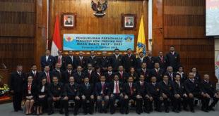 Pelantikan Penggurus Koni Bali masa bakti 2017-2021 | Koni Bali